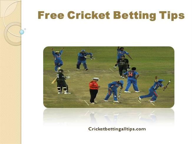 Cricket Match Predictions- Cricketbettingalltips Com