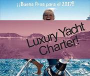 Luxury Yacht Charter!