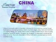 Apply for China tourist visa - contact Sanctum Consulting