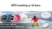 GPS tracking ur til barn