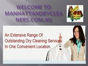 High quality curtains cleaning services at Manhattandrycleaners