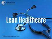Lean Healthcare by Operational Excellence Consulting