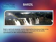 Apply For Brazil Tourist Or Visitor Visa- contact Sanctum consulting