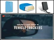 Asset | Vehicle Trackers | OBD Trackers | Thinkrace Technology