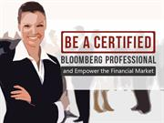 Be a Certified Bloomberg Professional and Empower the Financial Market
