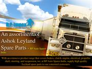 BP Auto Spares India offers Genuine Leyland Spare Parts