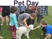 Narrative Writing Prompt Pet Day