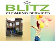 Cleaners in Stanstead Abbotts | Blitz Cleaning Services