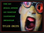 TYLER K SMITH art resume