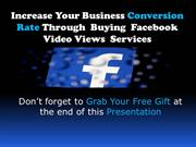 Read Facebook Video Views Reviews To Get High Quality Views