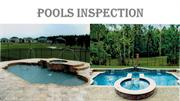 Pools Inspection