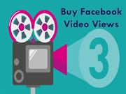 Get More FB Video Views To Increase Your Website's Visibility Level