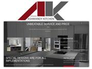 Design Modern Custom Kitchen Cabinets & Countertops in Miami