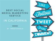 Best social Media Marketing Company in California