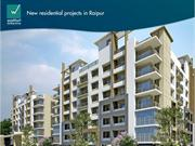 New residential projects in Raipur