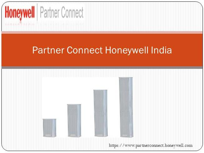 The Communication System With Honeywell Public Address