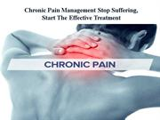Treating Chronic Pain With Ease