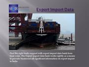 Download Export Import Data from Seair Exim