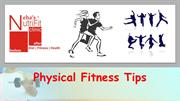 Physical fitness tips-Nehasnutrifitclinic