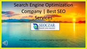 Search Engine Optimization Company | Best SEO Services