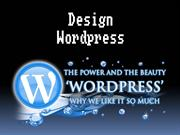 design wordpress-wordpress blog themes