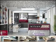 German Kitchen Showrooms London - Wilson Fink