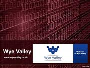 WYE VAlley _ Automotive Rubber Components