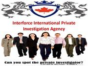 Interforce International Provides Expert Security Services in Hamilton