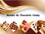 Moldes de Chocolate Candy