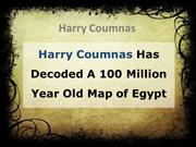 Harry Coumnas Has Decoded A 100 Million Year Old Map of Egypt