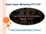 Hyper Hyper Marketing, Well Renowned Digital and Database Marketing Co