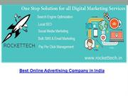 Digital Marketing Agency in India - RocketTech