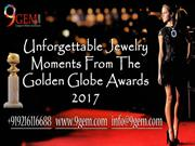 Unforgettable Jewelry Moments From the Golden Globe Awards 2017