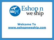 International shipping company in US
