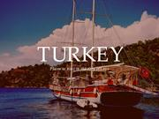 Turkey Travel - Yacht Charter
