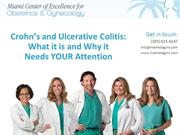 Crohn's and Ulcerative Colitis