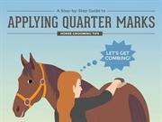 A Step-by-Step Guide to Applying Quarter Marks