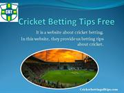 cricket betting tips guide- Cricketbettingalltips.com- cricket betting