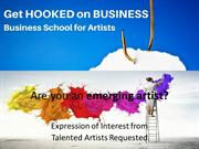 BSchool for Artists 2017