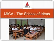 Study Best Business Schools in India with MICA