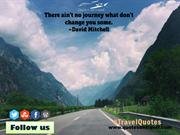 Funny Quotes On Travel by David Mitchell - QuotesOnTravel.com