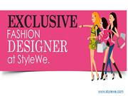 exclusive fashion designer at StyleWe