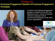Grategy.com - Employee Engagement Speaker & Employee Engagement Strate