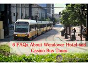 6 FAQs About Wendover Hotel and Casino Bus Tours