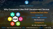 Custom PHP Web Development Services