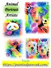 Animal Portrait Artists