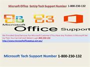 office setup support 1800230132 toll free number