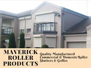 Maverick Roller Products 20.01.2017