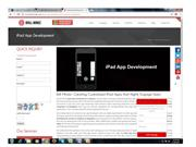 iPad Application Development In Bangalore