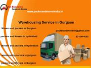 Well-Guarded Warehousing Service in Gurgaon
